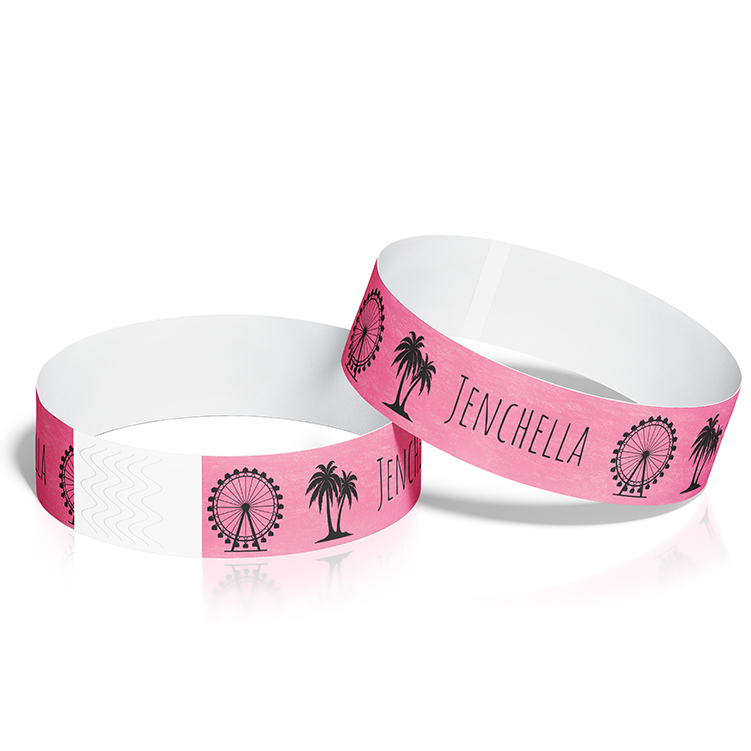 Custom Festival Wristbands with Your Chella Theme
