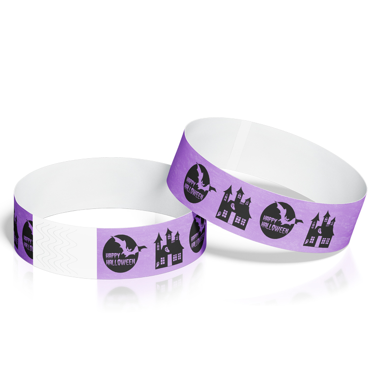 Custom Wristbands for Halloween