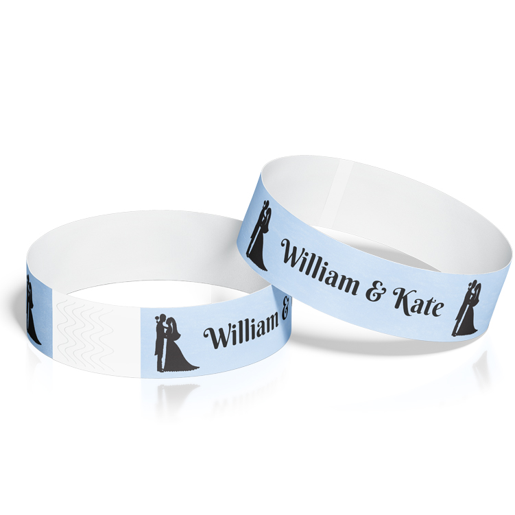 Wedding Custom Wristbands
