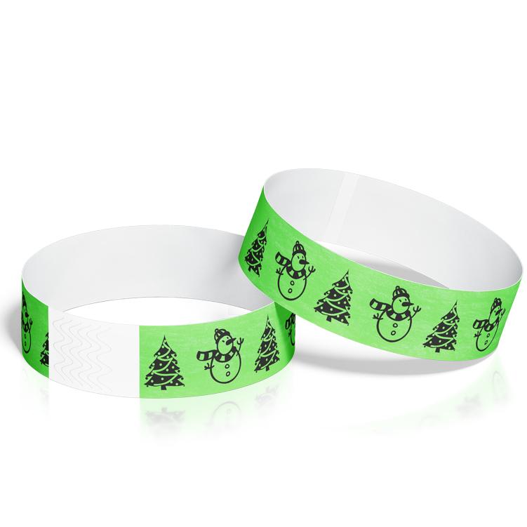 Christmas Custom Wristbands