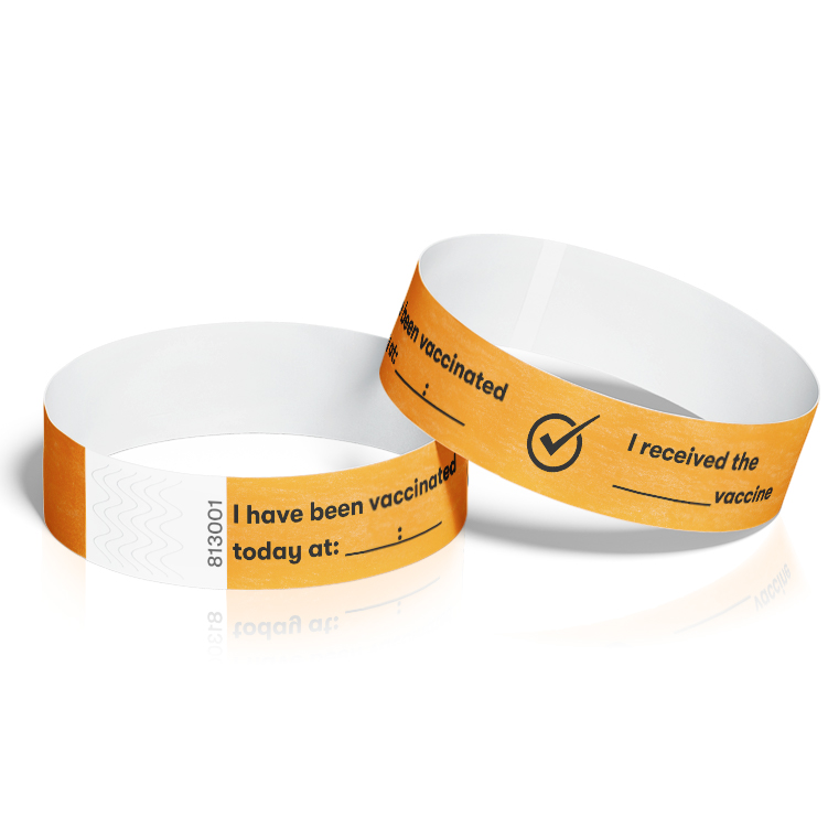 Security Wristbands and Custom Wristbands for Events